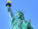 Статуя Свободы, Нью-Йорк, США. (1886 г.)