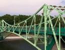 Воздушный мост, Лиепая, Латвия. (1906 г.)