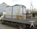 Комплектная трансформаторная подстанция наружной установки КТП 100-630 кВА 10/0,4 кВ