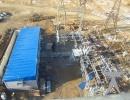 Строительство зданий ОПУ и КРУ 10 кВ