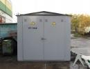 """Комплектная трансформаторная подстанция наружной установки для нужд """"Хакасэнерго"""""""