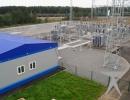 Здание ОПУ совмещенное со ЗРУ для ПС110/10 Ванино-Транспортная
