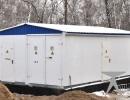 Утепленная 2КТП 630 кВА для жилых домов г.Красноярск