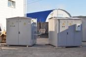 Изготовлены и сданы в эксплуатацию четыре КТП 160 - 630 кВА