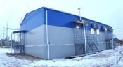 Здание КРУ 10 кВ совмещенное с ОПУ для ПС Сморгунова