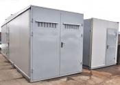 Блочно-модульная КТПН для жилого массива г.Чита