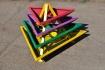 Цветочная клумба для детского садика Красноярск