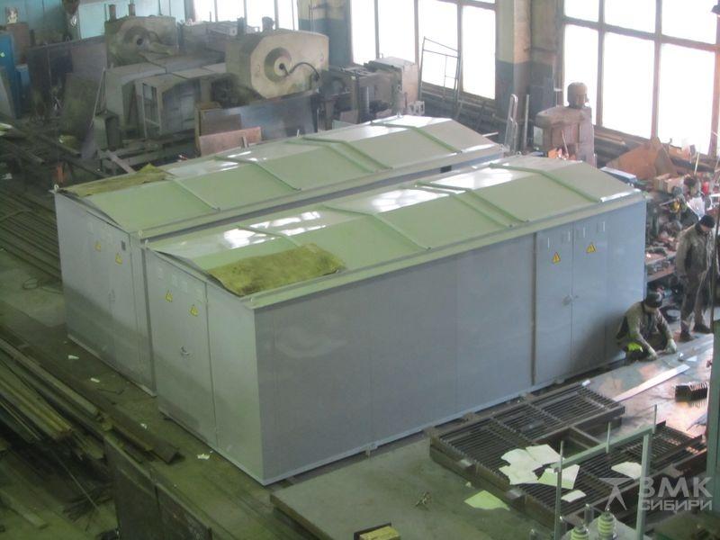типовые проекты трансформаторные подстанции киоскового типа